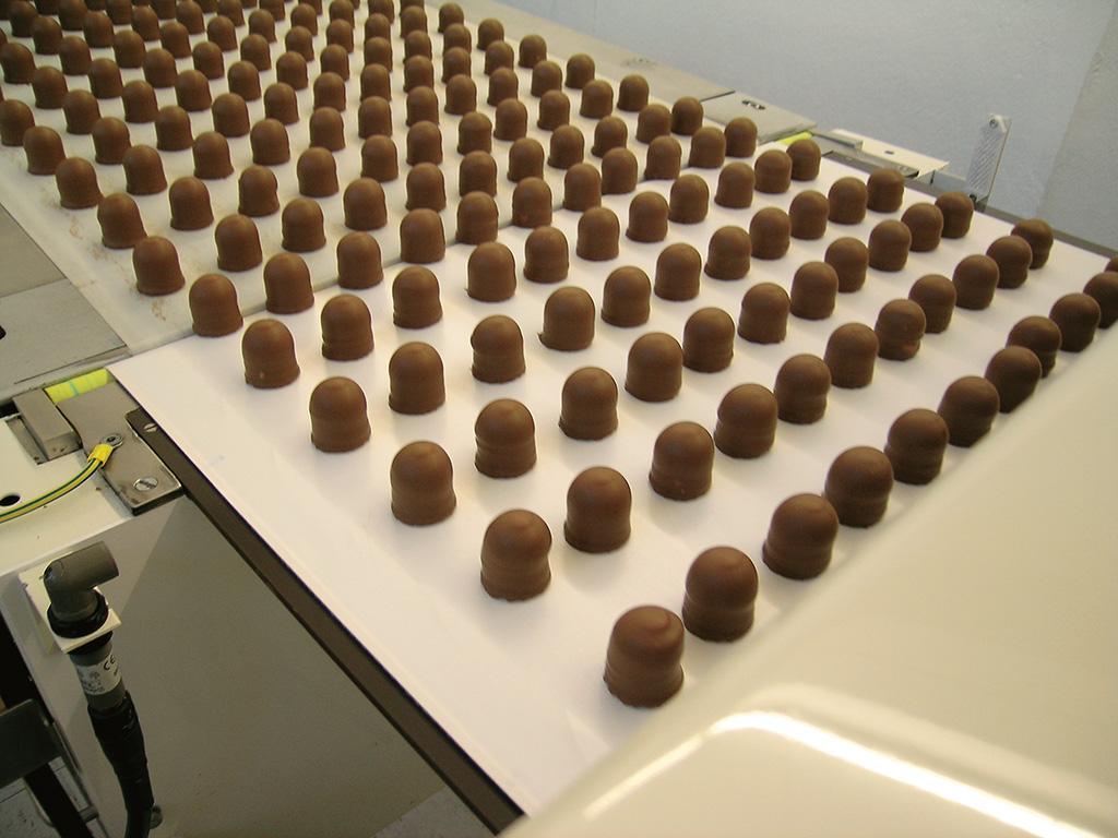 Süßwarenindustrie
